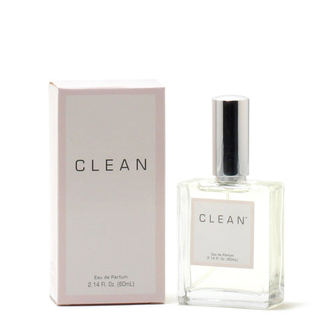 Perfume - CLEAN ORIGINAL FOR WOMEN - EAU DE PARFUM, 2.14 OZ