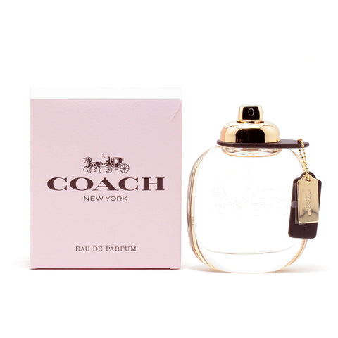 Perfume - COACH NEW YORK FOR WOMEN - EAU DE PARFUM SPRAY