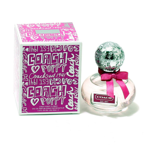 Perfume - COACH POPPY FLOWER FOR WOMEN - EAU DE PARFUM SPRAY