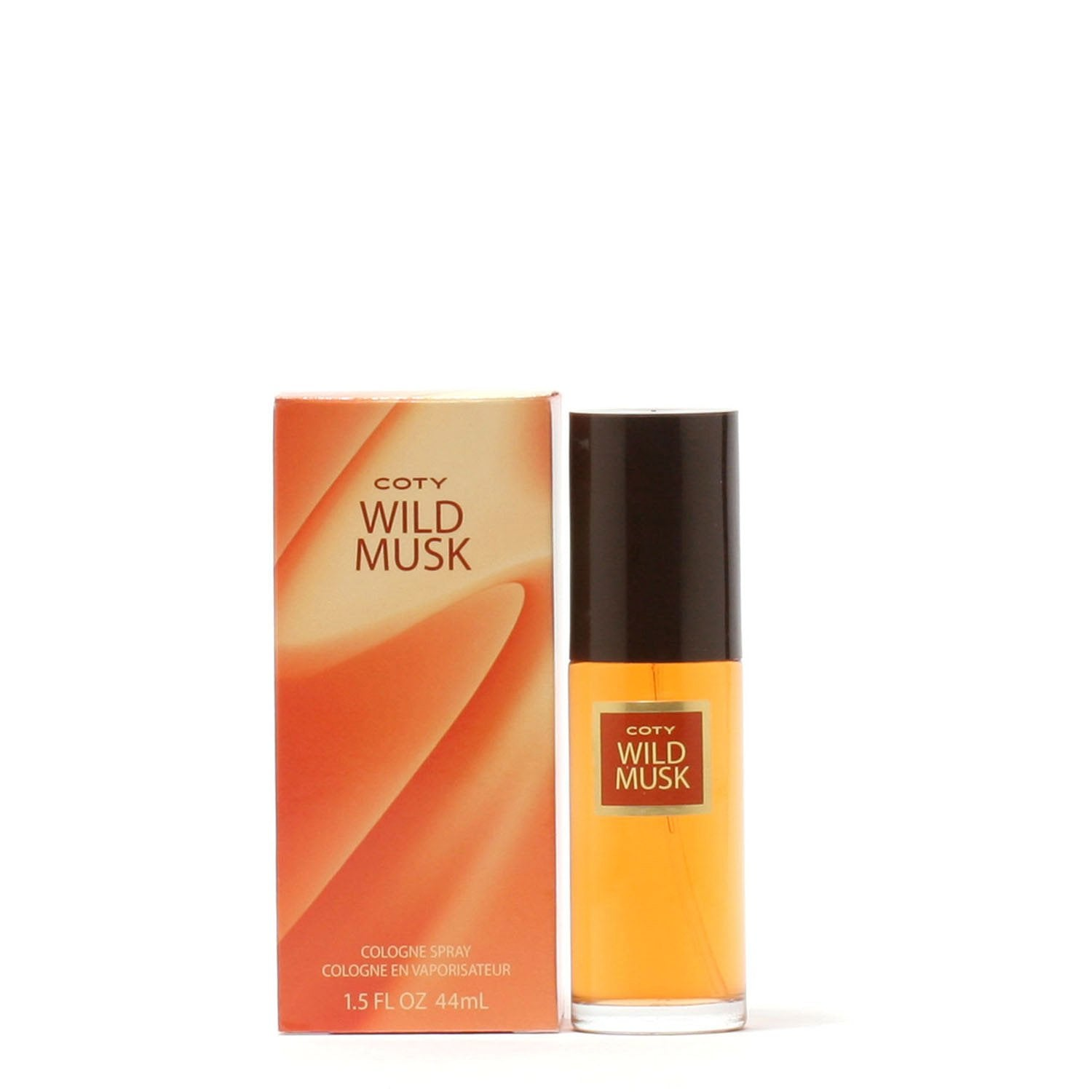 Perfume - COTY WILD MUSK FOR WOMEN - COLOGNE SPRAY, 1.5 OZ
