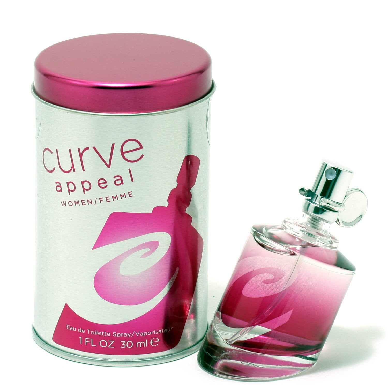 Perfume - CURVE APPEAL FOR WOMEN BY LIZ CLAIBORNE - EAU DE PARFUM SPRAY, 1.0 OZ