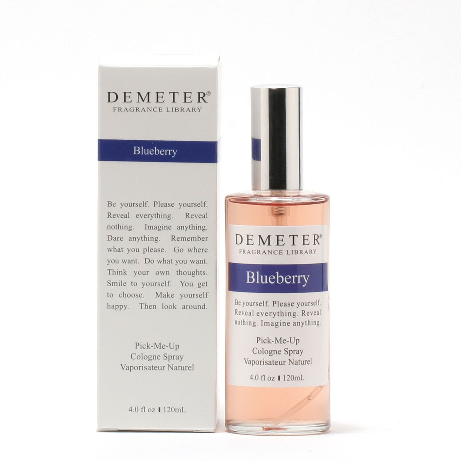 Perfume - DEMETER BLUEBERRY FOR WOMEN - COLOGNE SPRAY, 4.0 OZ