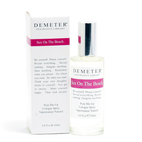 Perfume - DEMETER SEX ON THE BEACH FOR WOMEN - COLOGNE SPRAY, 4.0 OZ