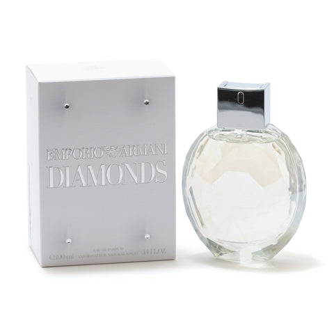 Perfume - DIAMONDS FOR WOMEN BY EMPORIO ARMANI - EAU DE PARFUM SPRAY