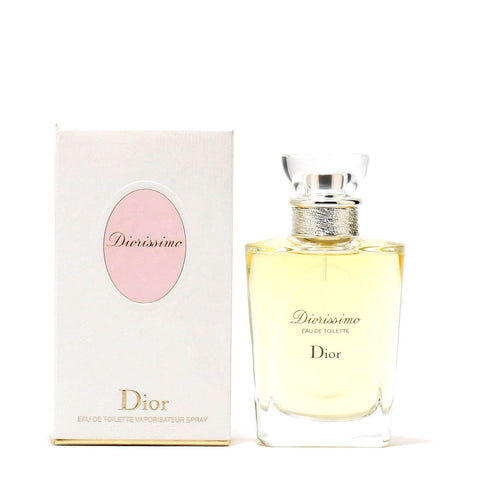 Perfume - DIORISSIMO FOR WOMEN BY CHRISTIAN DIOR - EAU DE TOILETTE SPRAY, 3.4 OZ