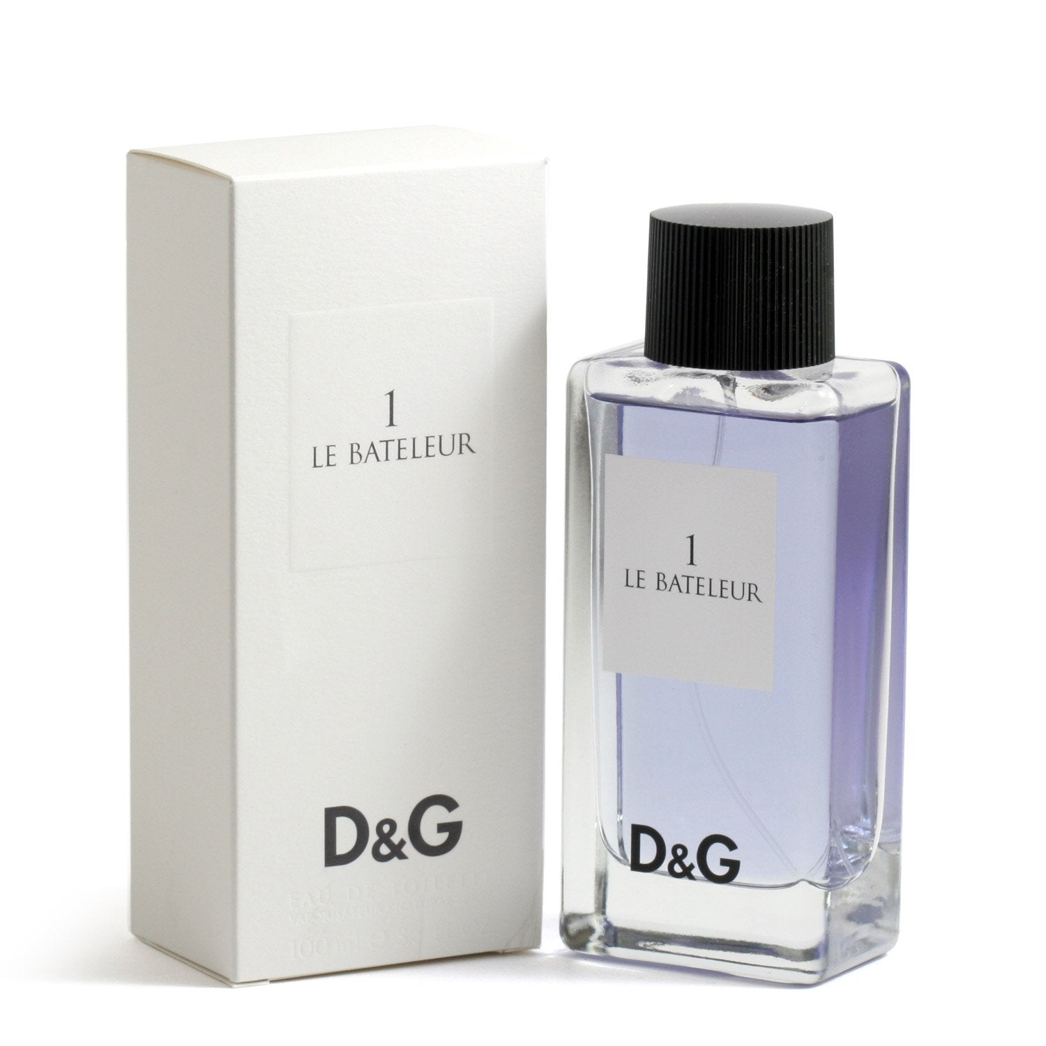 Perfume - DOLCE & GABBANA 1 LE BATELEUR FOR WOMEN - EAU DE TOILETTE SPRAY, 3.3 OZ