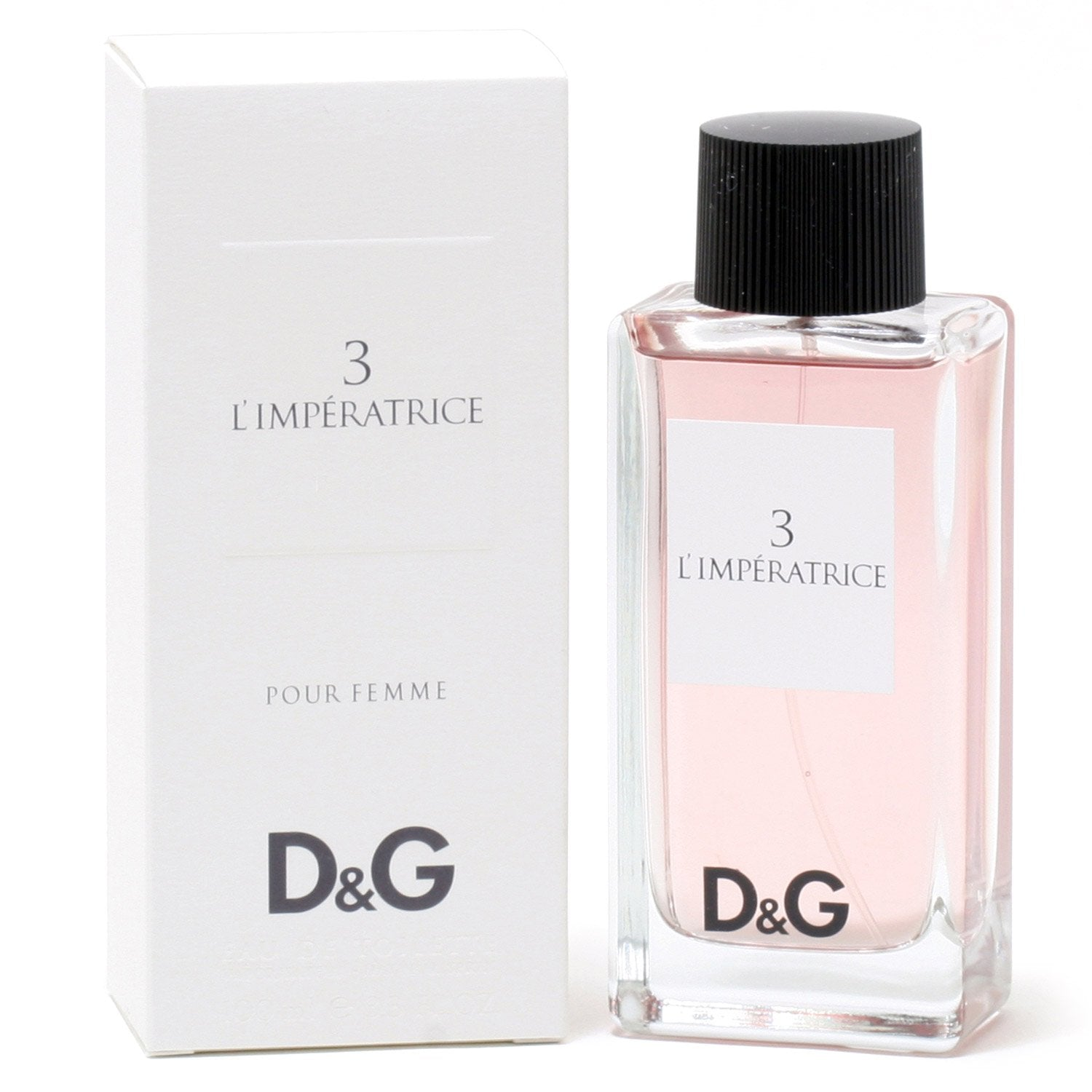 Perfume - DOLCE & GABBANA 3 L'IMPERATRICE FOR WOMEN - EAU DE TOILETTE SPRAY, 3.3 OZ