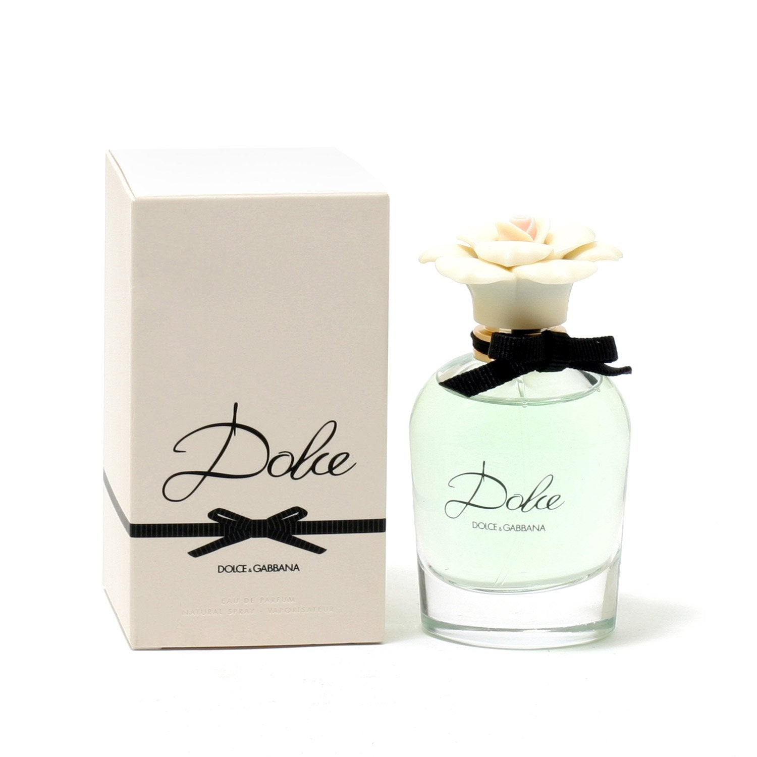 Perfume - DOLCE & GABBANA DOLCE FOR WOMEN - EAU DE PARFUM SPRAY