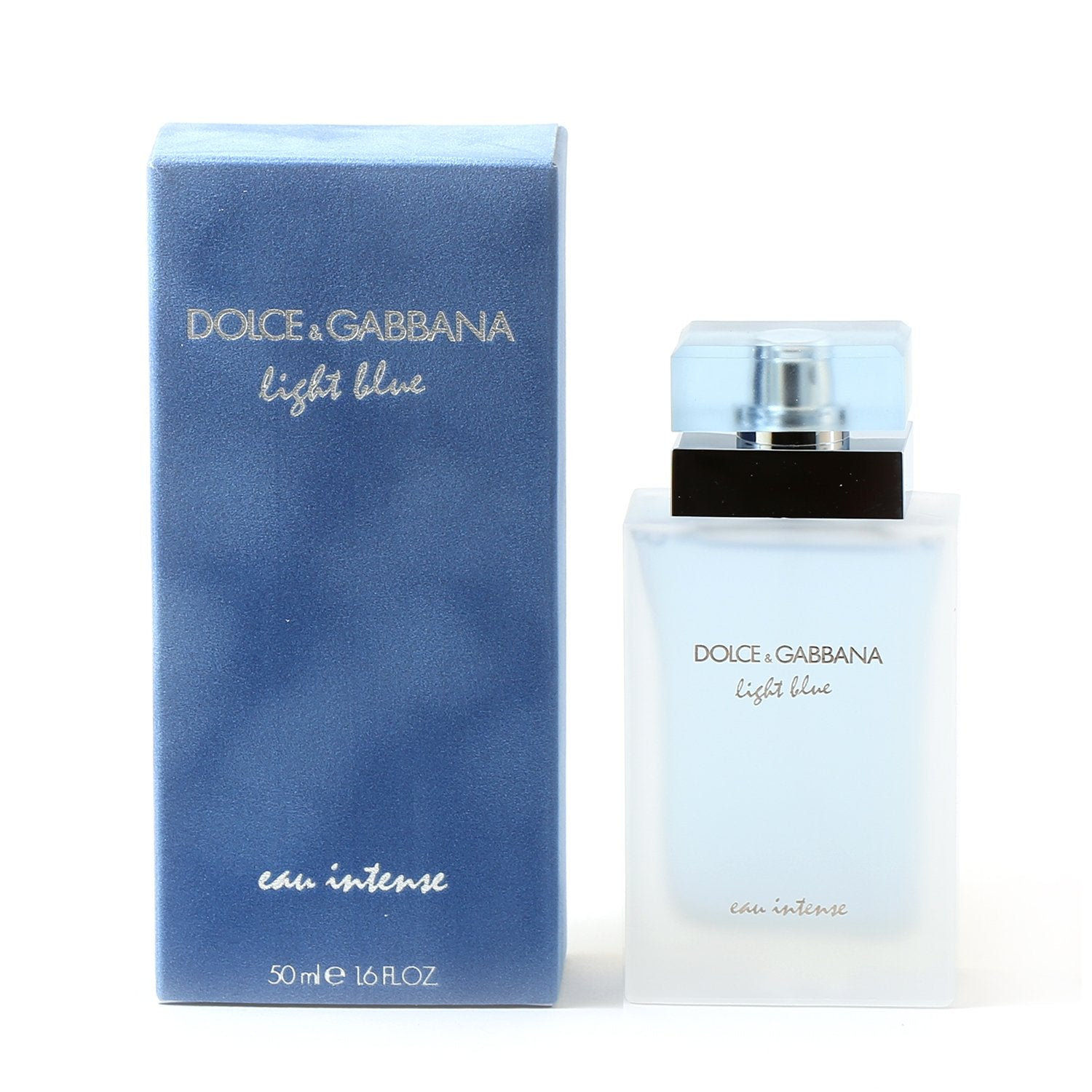 Perfume - DOLCE   GABBANA LIGHT BLUE EAU INTENSE FOR WOMEN - EAU DE PARFUM  SPRAY 28d52b8754