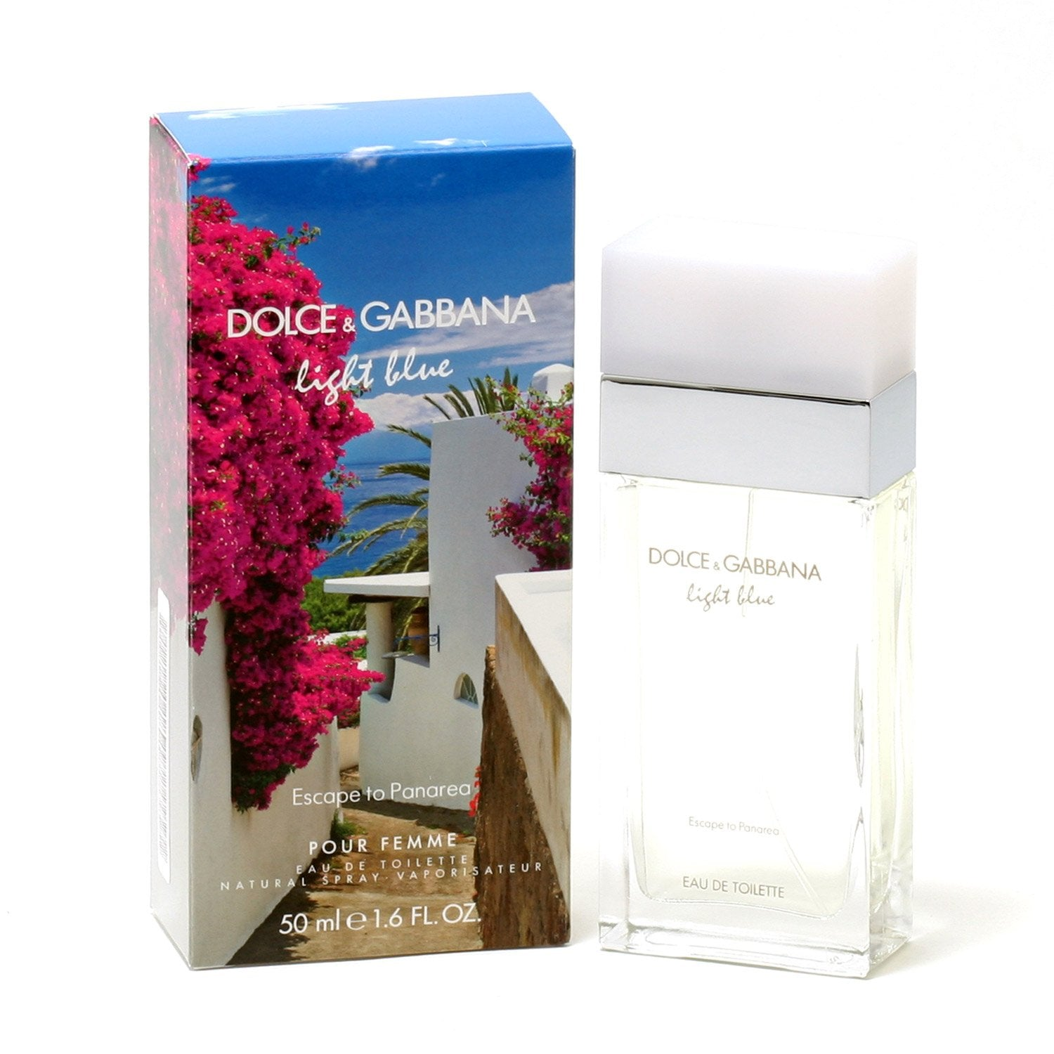 Perfume - DOLCE & GABBANA LIGHT BLUE ESCAPE TO PANAREA FOR WOMEN - EAU DE TOILETTE