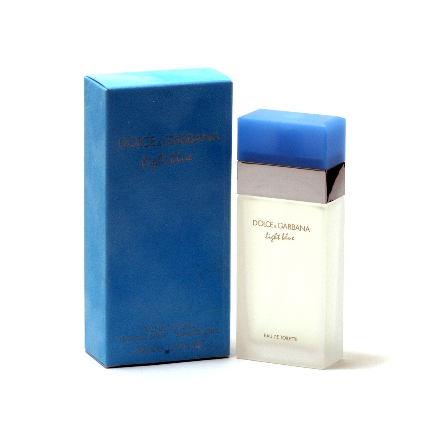 Perfume - DOLCE & GABBANA LIGHT BLUE FOR WOMEN - EAU DE TOILETTE SPRAY
