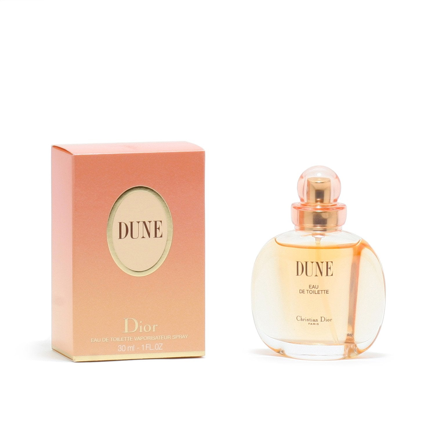 Perfume - DUNE FOR WOMEN BY CHRISTIAN DIOR - EAU DE TOILETTE SPRAY