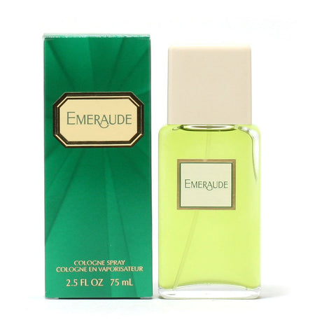 Perfume - EMERAUDE FOR WOMEN BY COTY - COLOGNE SPRAY, 2.5 OZ