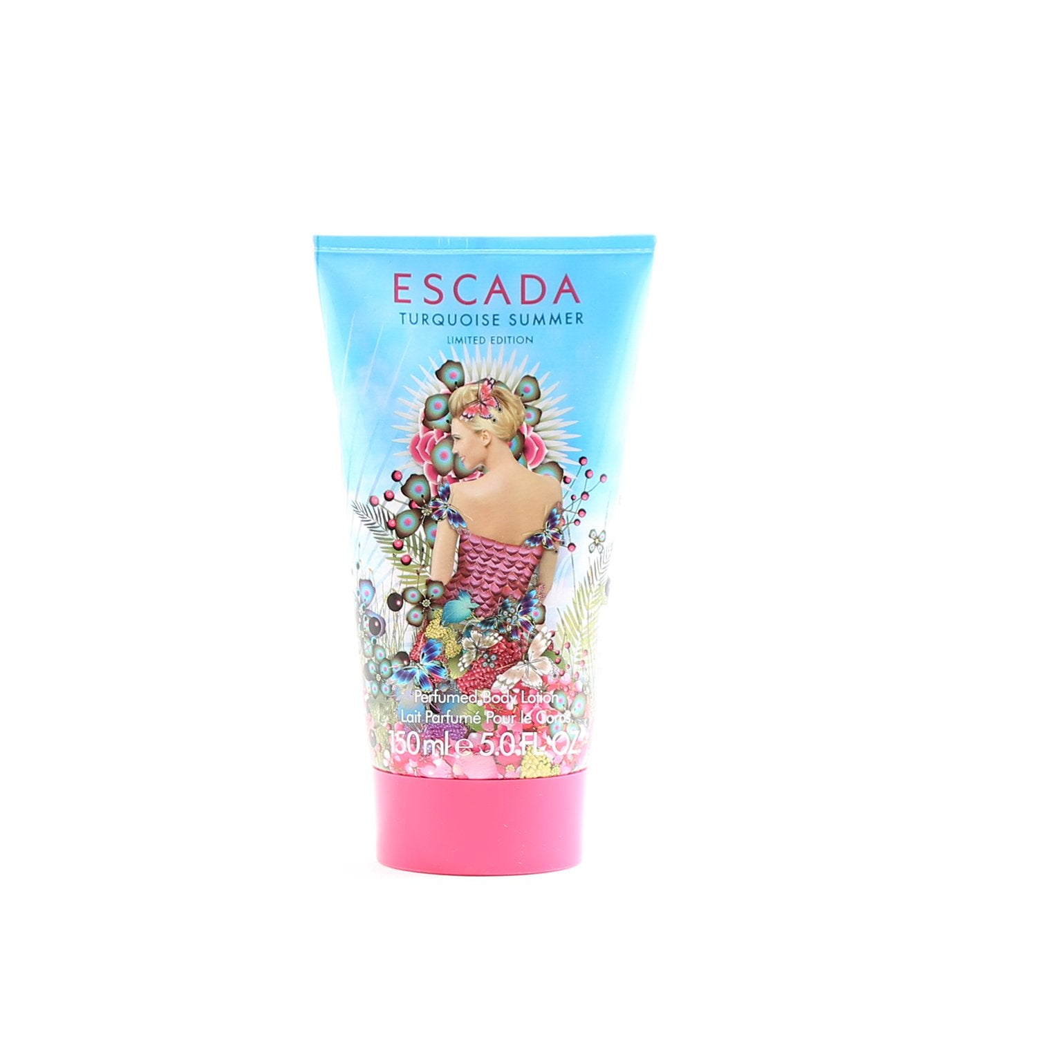 Escada Turquoise Summer For Women Body Lotion 5 Oz Fragrance Room