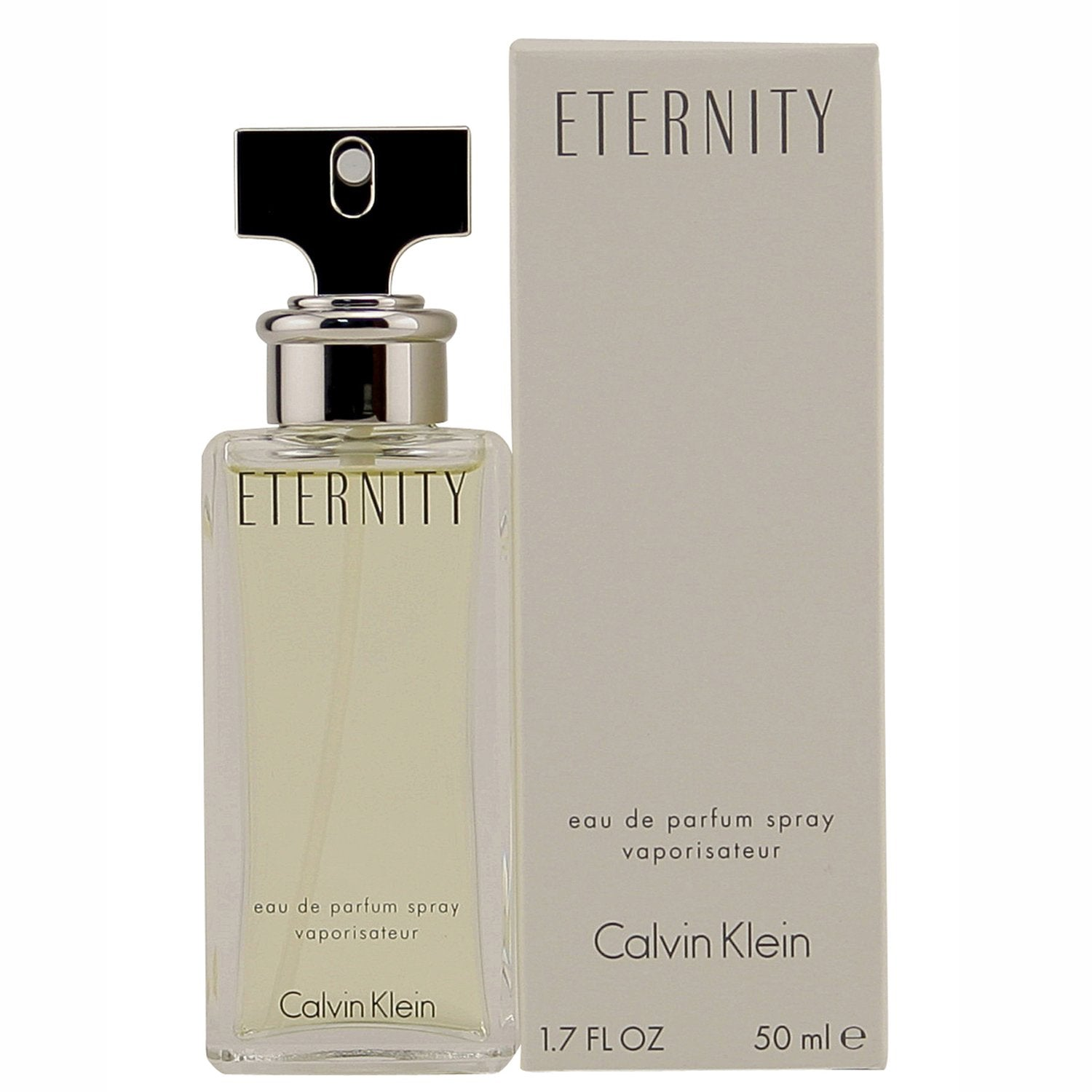 Perfume - ETERNITY FOR WOMEN BY CALVIN KLEIN - EAU DE PARFUM SPRAY