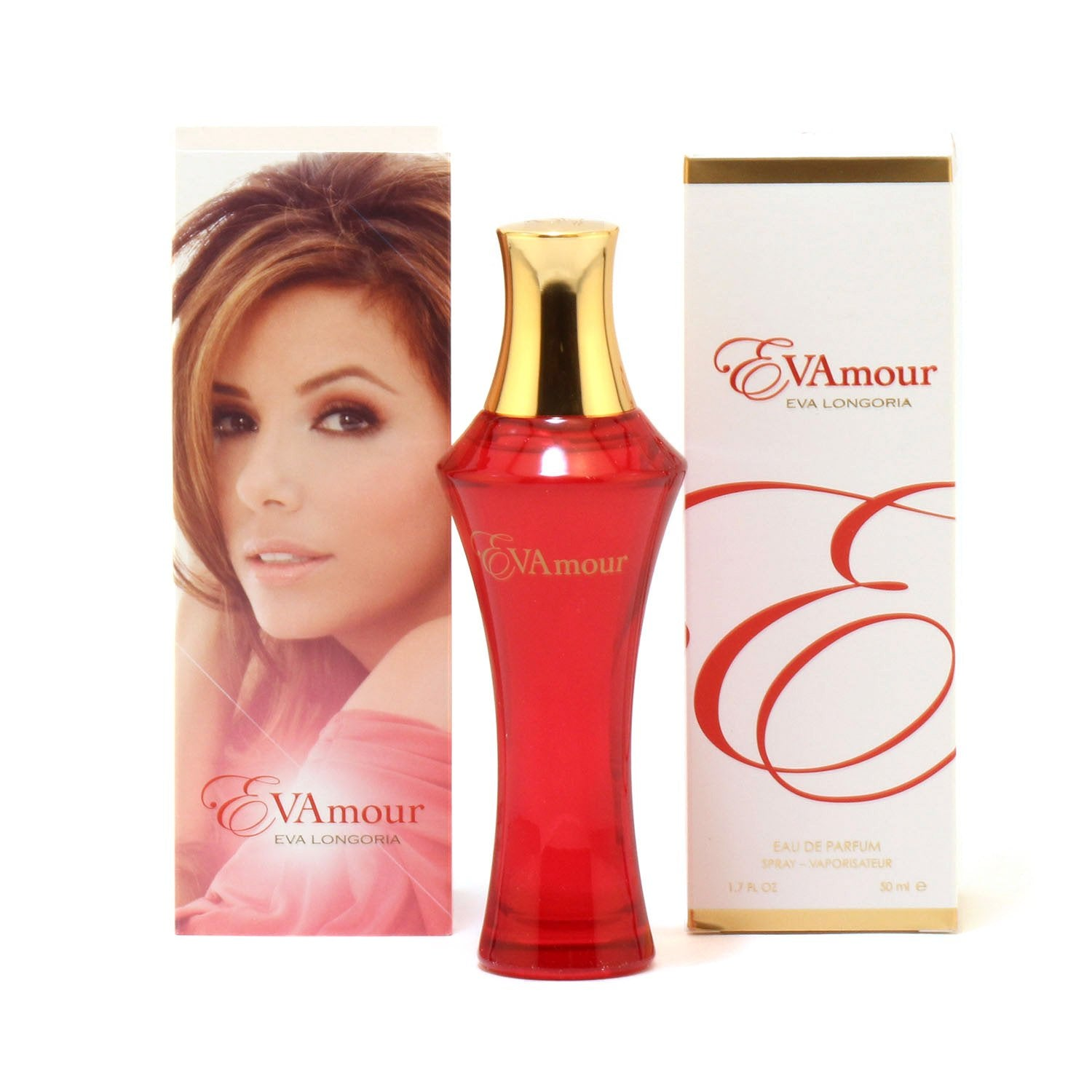 Perfume - EVAMOUR FOR WOMEN BY EVA LONGORIA - EAU DE PARFUM SPRAY, 1.7 OZ