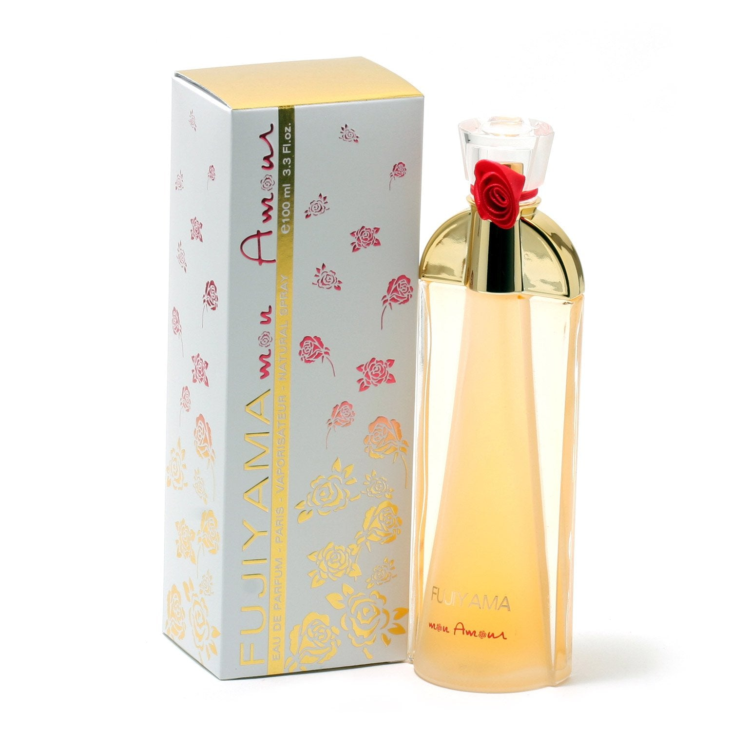 Perfume - FUJIYAMA MON AMOUR FOR WOMEN BY SUCCES DE PARIS - EAU DE PARFUM SPRAY, 3.3 OZ