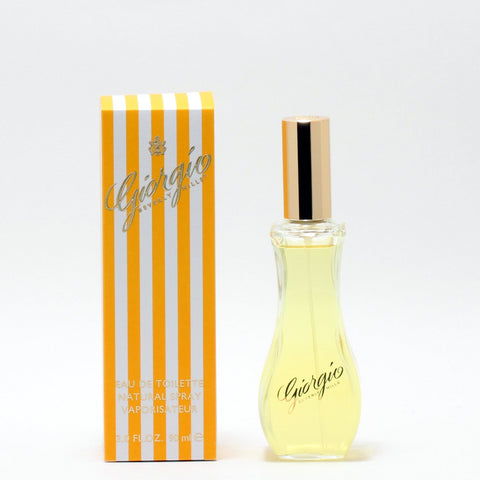 Perfume - GIORGIO FOR WOMEN BY GIORGIO BEVERLY HILLS - EAU DE TOILETTE SPRAY, 3.0 OZ