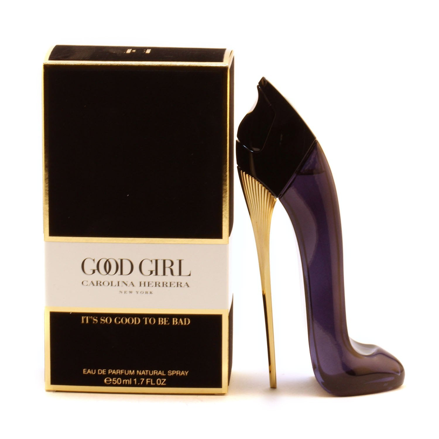 Perfume - GOOD GIRL FOR WOMEN BY CAROLINA HERRERA - EAU DE PARFUM SPRAY