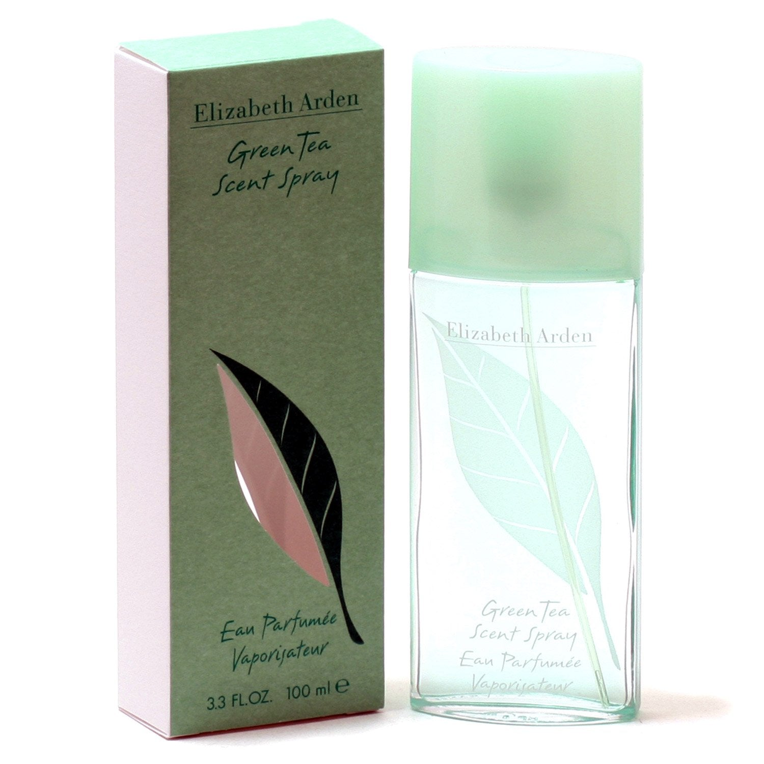 Perfume - GREEN TEA FOR WOMEN BY ELIZABETH ARDEN - EAU DE PARFUM SPRAY
