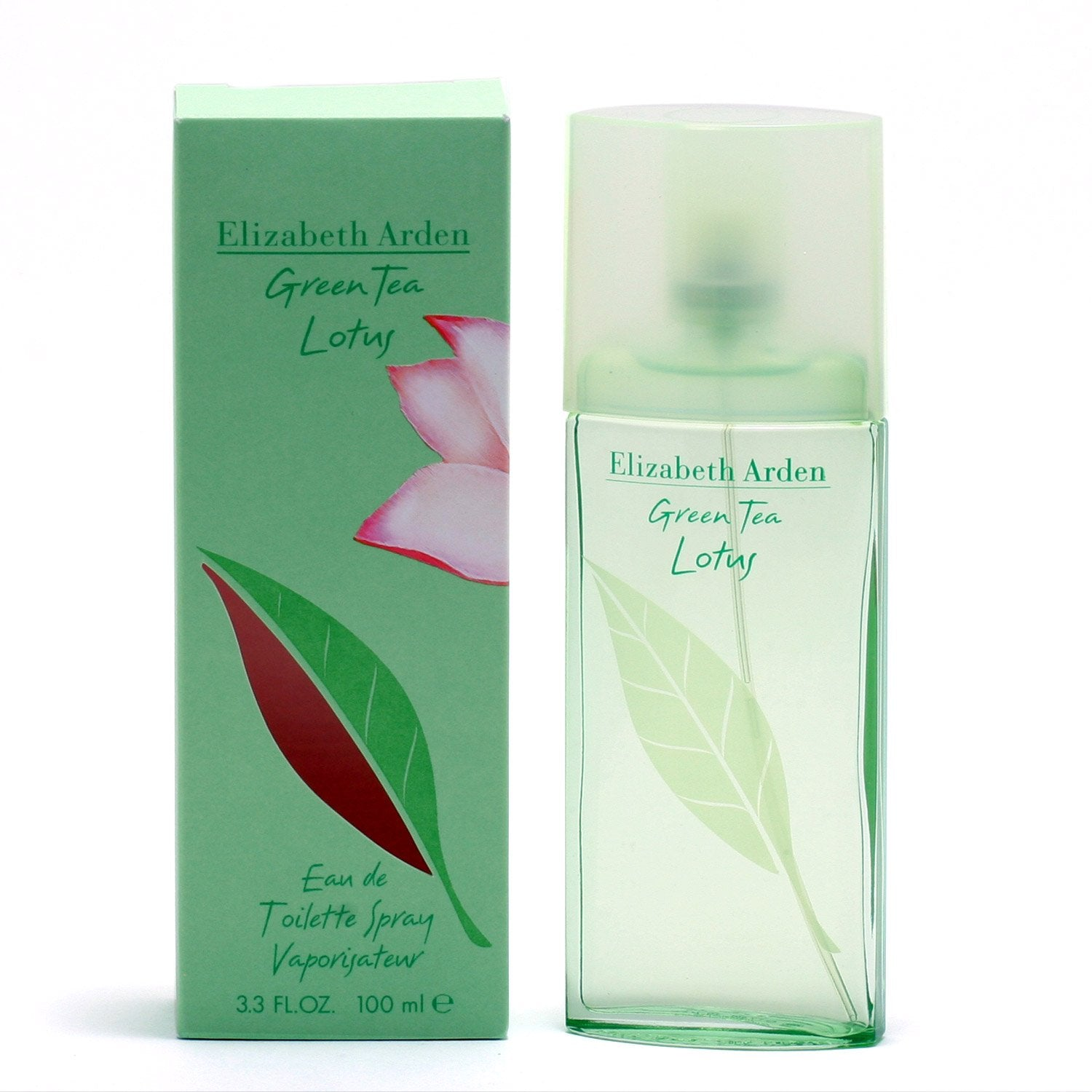 Perfume - GREEN TEA LOTUS FOR WOMEN BY ELIZABETH ARDEN - EAU DE TOILETTE SPRAY, 3.3 OZ