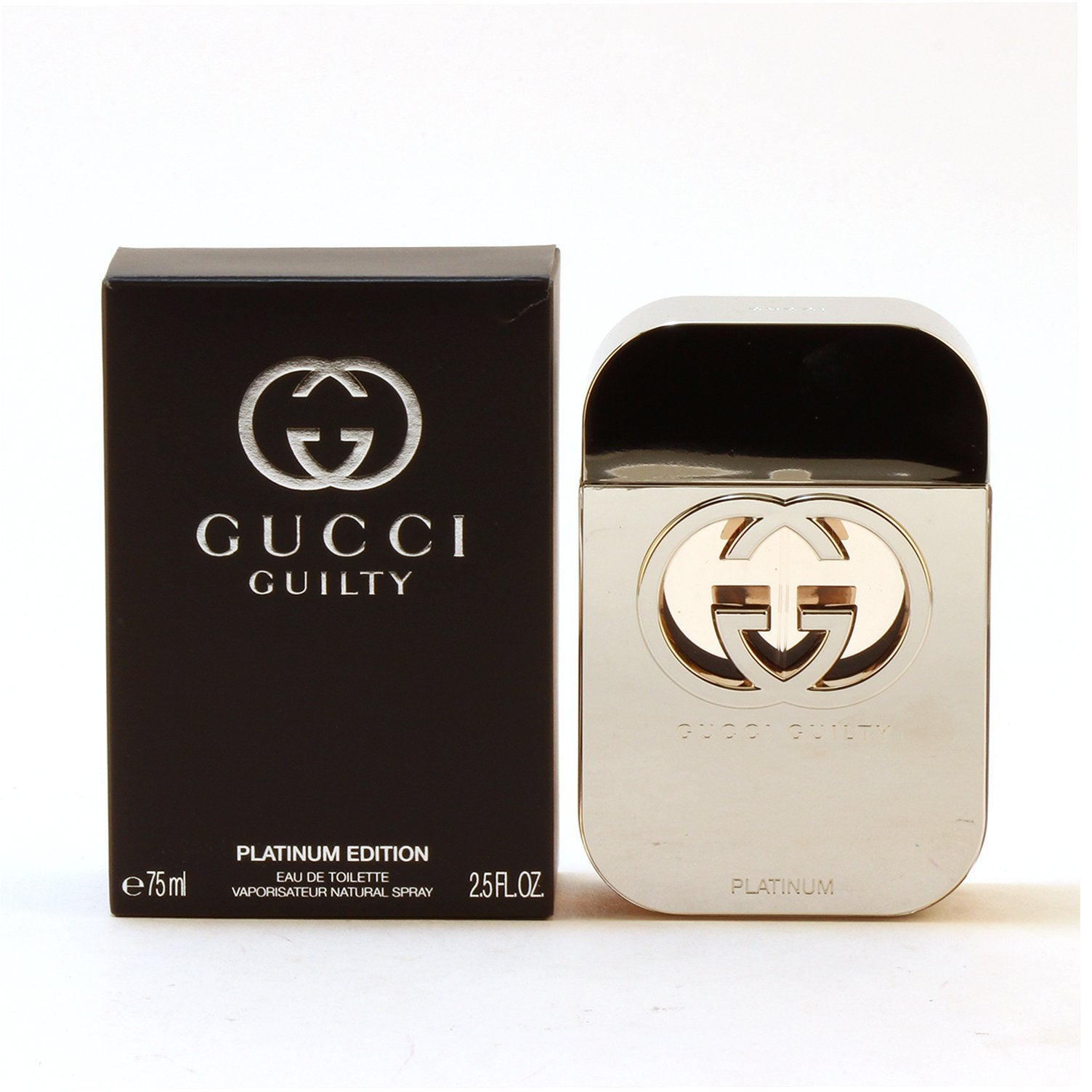 0f21d2f36a7 Perfume - GUCCI GUILTY PLATINUM FOR WOMEN - EAU DE TOILETTE SPRAY