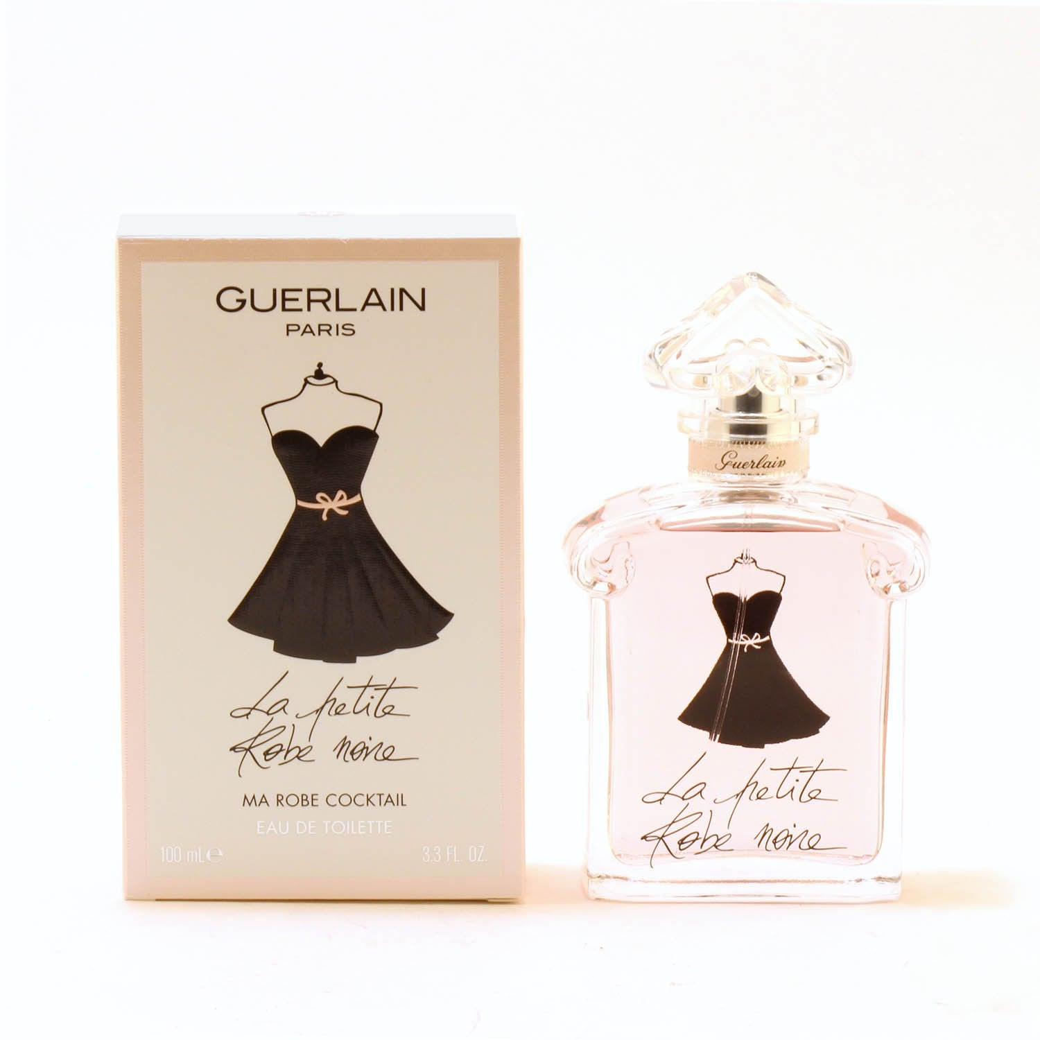 Perfume - GUERLAIN LA PETITE ROBE NOIR FOR WOMEN  - EAU DE TOILETTE SPRAY, 3.4 OZ