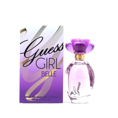 Perfume - GUESS GIRL BELLE - EAU DE TOILETTE SPRAY