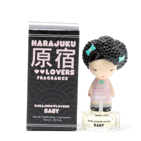 Perfume - HARAJUKU LOVERS BABY FOR WOMEN - EAU DE TOILETTE SPRAY, 0.33 OZ