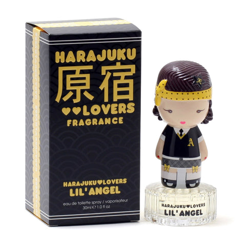 Perfume - HARAJUKU LOVERS LIL ANGEL FOR WOMEN - EAU DE TOILETTE SPRAY