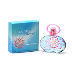 Perfume - INCANTO CHARM FOR WOMEN BY SALVATORE FERRAGAMO - EAU DE TOILETTE SPRAY