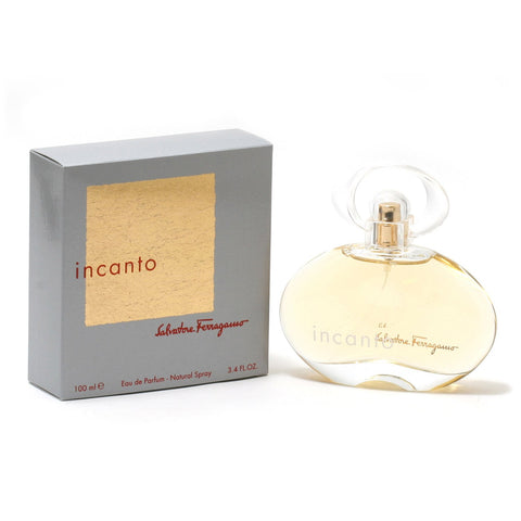 Perfume - INCANTO FOR WOMEN BY SALVATORE FERRAGAMO - EAU DE PARFUM SPRAY, 3.4 OZ