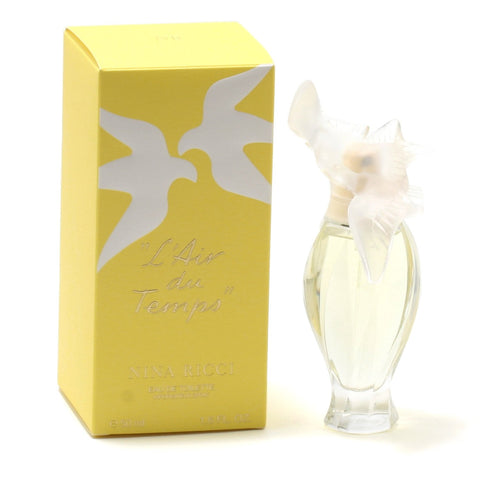 Perfume - L'AIR DU TEMPS FOR WOMEN BY NINA RICCI - EAU DE TOILETTE SPRAY