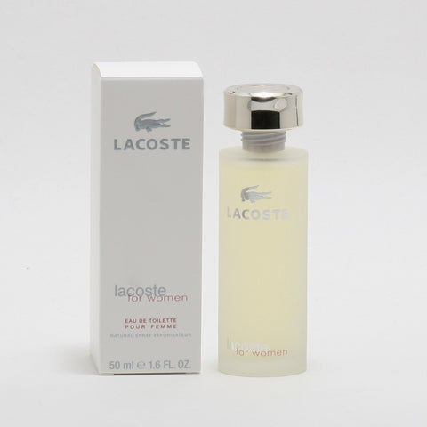 Perfume - LACOSTE FOR WOMEN - EAU DE TOILETTE SPRAY, 1.7 OZ