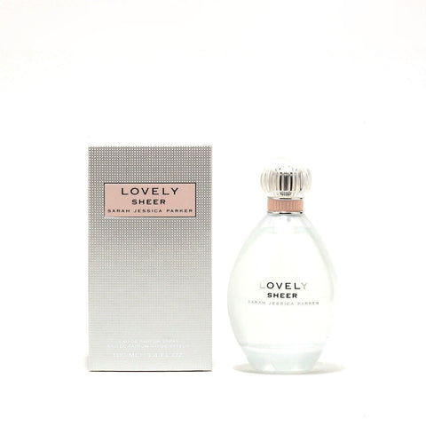 Perfume - LOVELY SHEER FOR WOMEN BY SARAH JESSICA PARKER - EAU DE PARFUM SPRAY, 3.4 OZ