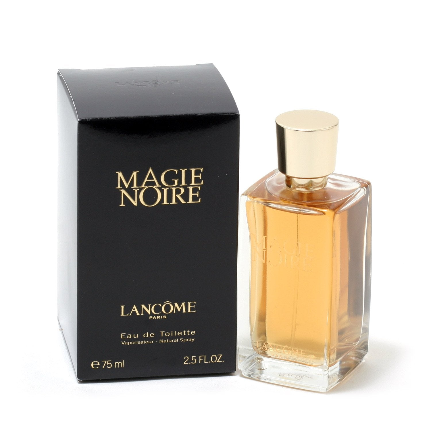 Perfume - MAGIE NOIRE FOR WOMEN BY LANCOME - EAU DE TOILETTE SPRAY, 2.5 OZ