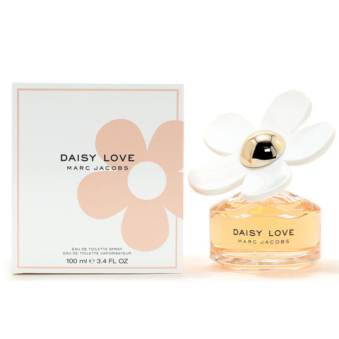 Perfume - MARC JACOBS DAISY LOVE FOR WOMEN - EAU DE TOILETTE SPRAY
