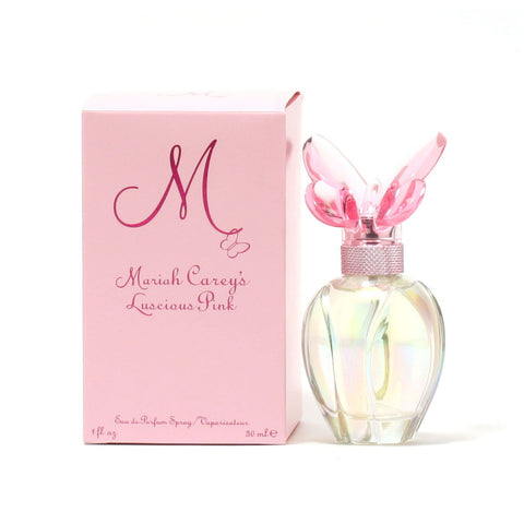 Perfume - MARIAH CAREY LUSCIOUS PINK FOR WOMEN - EAU DE PARFUM SPRAY