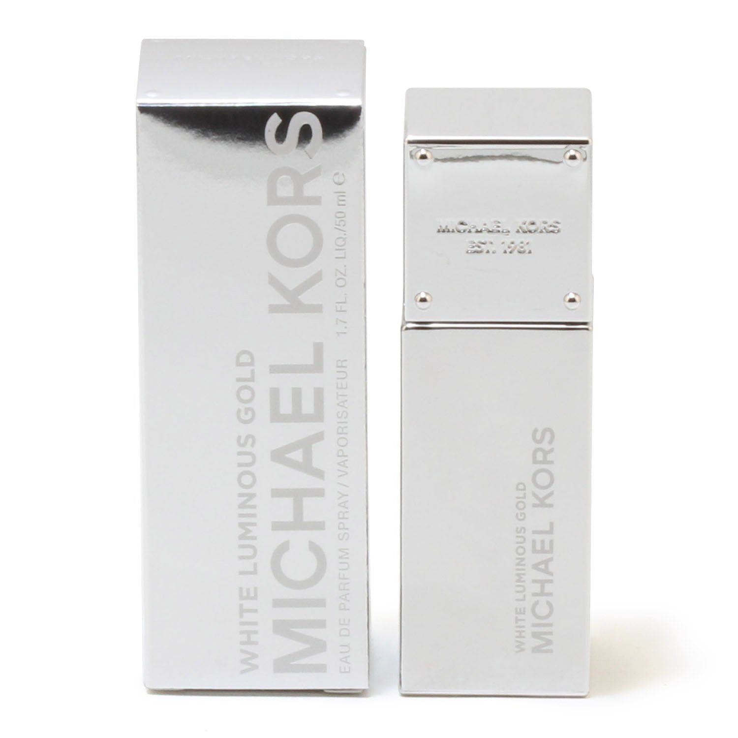 Perfume - MICHAEL KORS WHITE LUMINOUS GOLD FOR WOMEN - EAU DE PARFUM SPRAY, 1.7 OZ