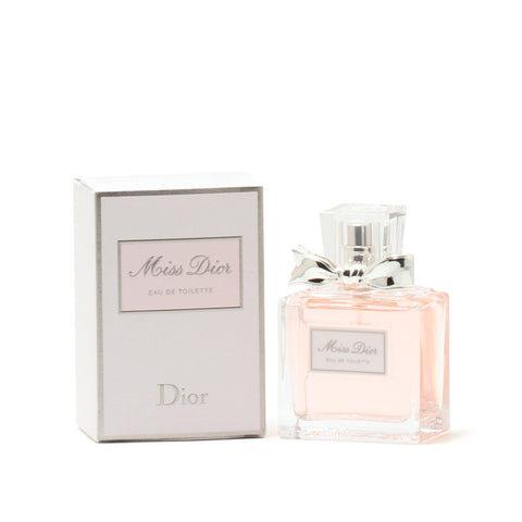Perfume - MISS DIOR FOR WOMEN BY CHRISTIAN DIOR - EAU DE TOILETTE SPRAY