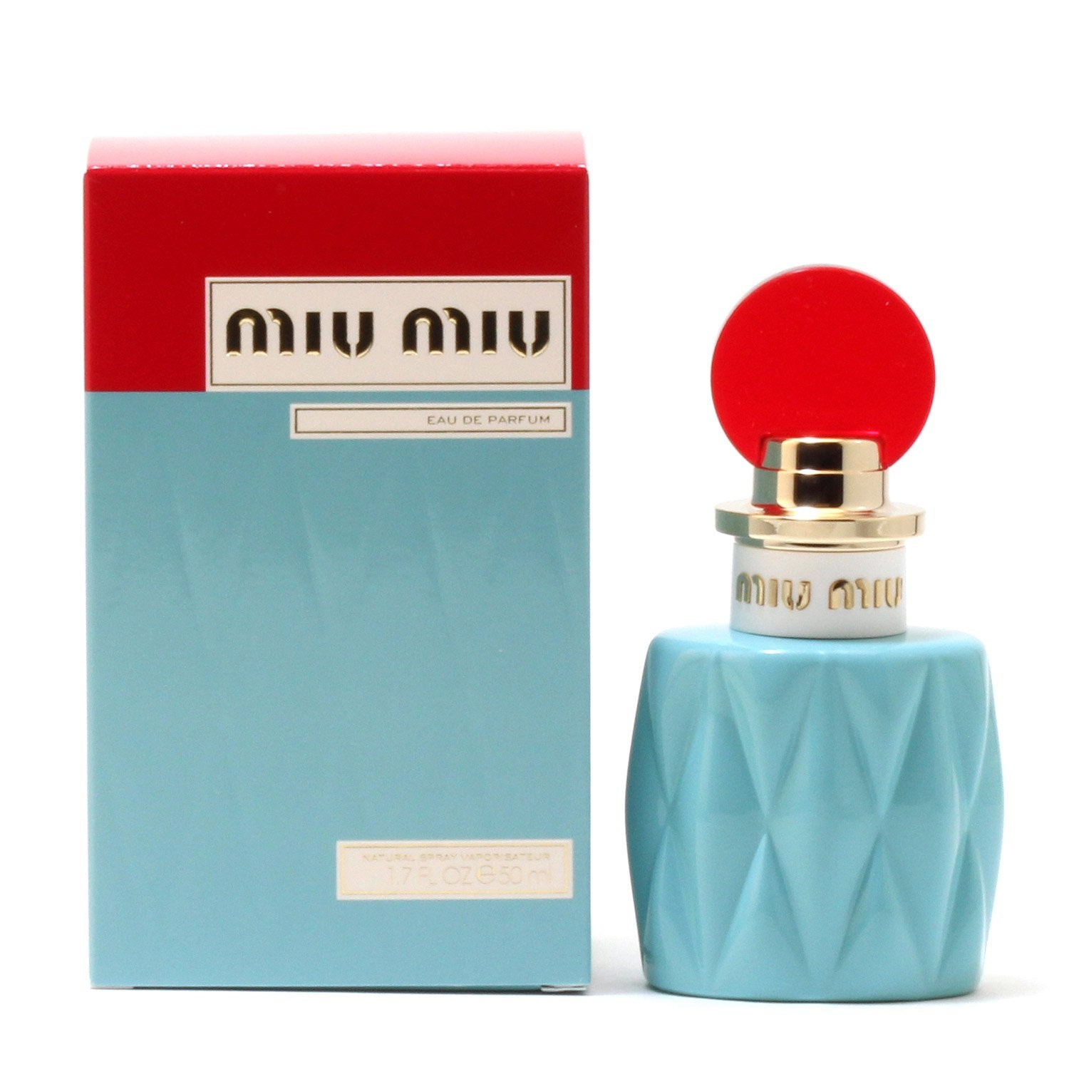 Perfume - MIU MIU FOR WOMEN - EAU DE PARFUM SPRAY, 1.7 OZ