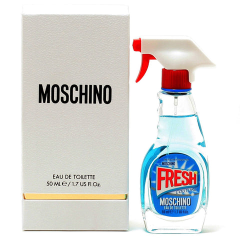 Perfume - MOSCHINO FRESH COUTURE FOR WOMEN - EAU DE TOILETTE SPRAY