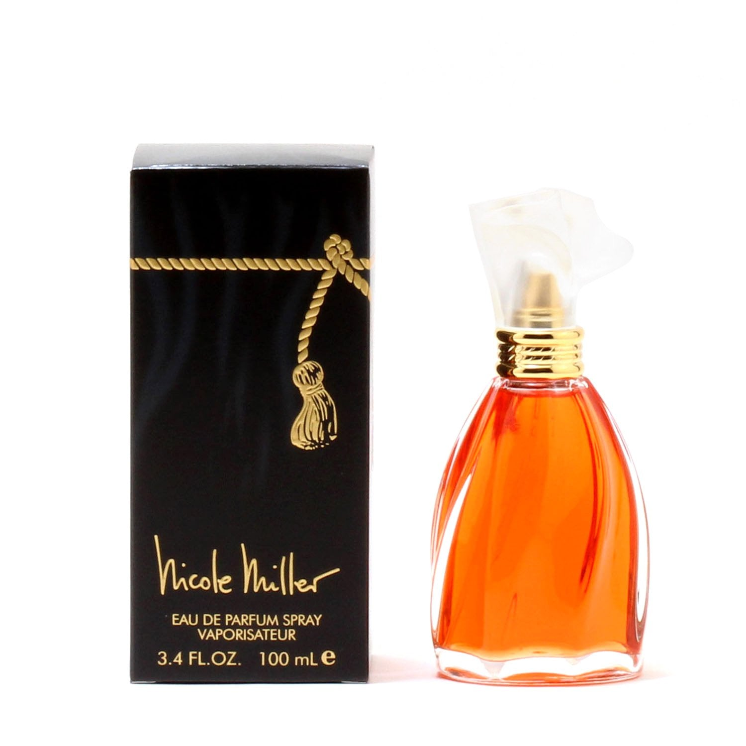 Perfume - NICOLE MILLER FOR WOMEN - EAU DE PARFUM SPRAY, 3.4 OZ