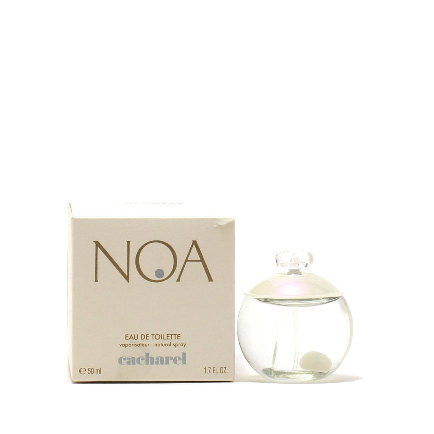 Perfume - NOA FOR WOMEN BY CACHAREL - EAU DE TOILETTE SPRAY