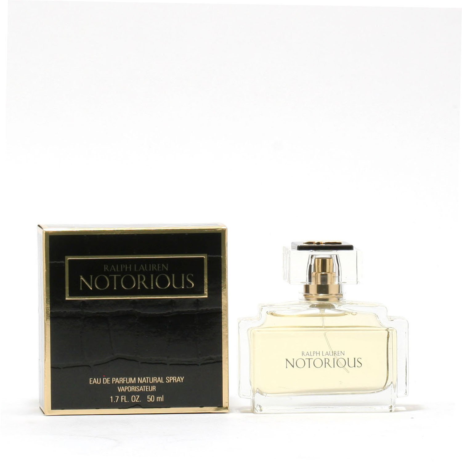 Perfume - NOTORIOUS FOR WOMEN BY RALPH LAUREN - EAU DE PARFUM SPRAY, 1.7 OZ