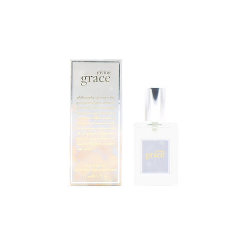 Perfume - PHILOSOPHY GIVING GRACE FOR WOMEN - EAU DE TOILETTE SPRAY, 0.5 OZ