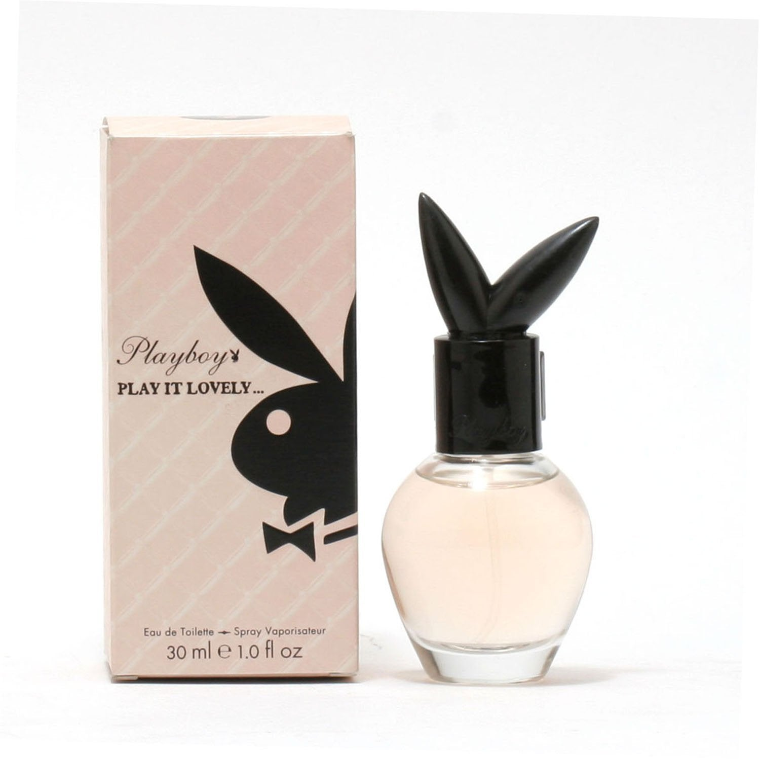Perfume - PLAYBOY PLAY IT LOVELY FOR WOMEN - EAU DE TOILETTE SPRAY, 1.0 OZ