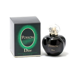 Perfume - POISON FOR WOMEN BY CHRISTIAN DIOR - EAU DE TOILETTE SPRAY