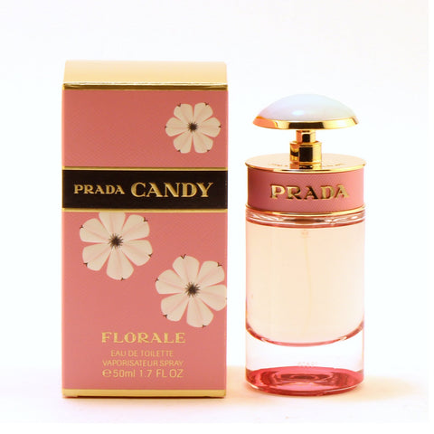 Perfume - PRADA CANDY FLORALE FOR WOMEN - EAU DE TOILETTE SPRAY