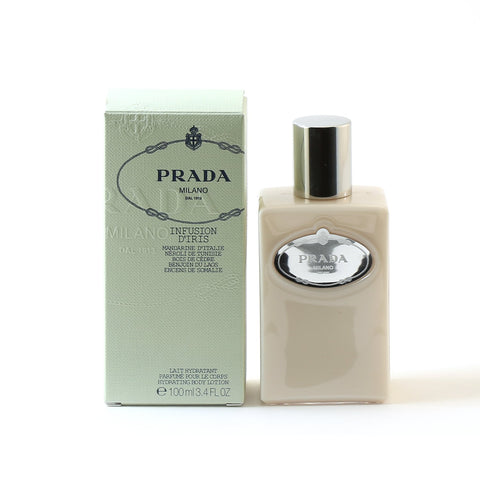 Perfume - PRADA INFUSION D'IRIS FOR WOMEN - BODY LOTION, 3.4 OZ